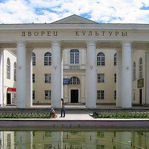Дворцы и дома культуры Челно-Вершин