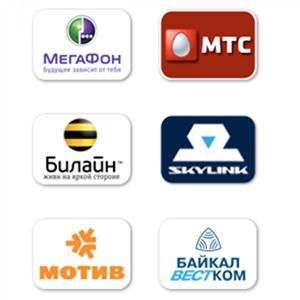 Операторы сотовой связи Челно-Вершин