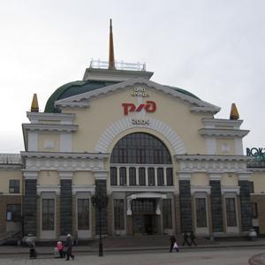 Железнодорожные вокзалы Челно-Вершин